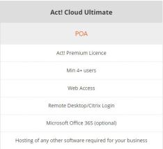 act-cloud-ultimate-price