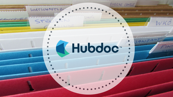 Hubdoc: Data Filing and Storing SystemReview